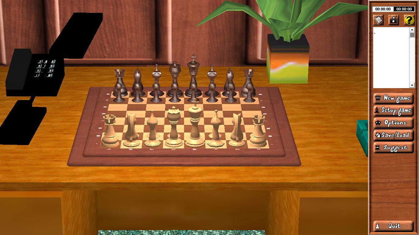 Скачать онлайн шахматы Chess3D