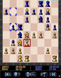 Скачать игру шахматы на телефон  Java: ChessMaster