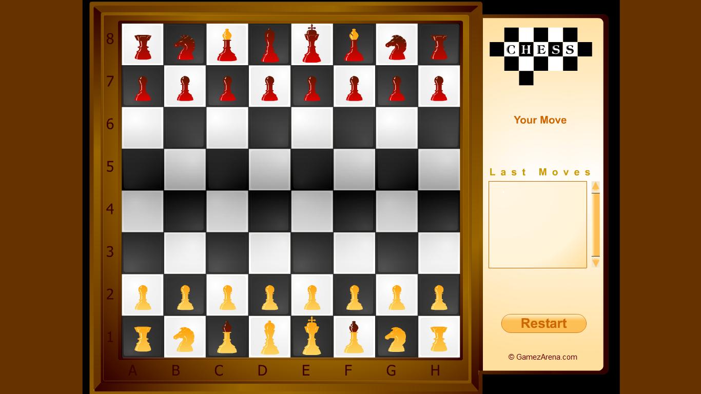 Шахматы онлайн Chess