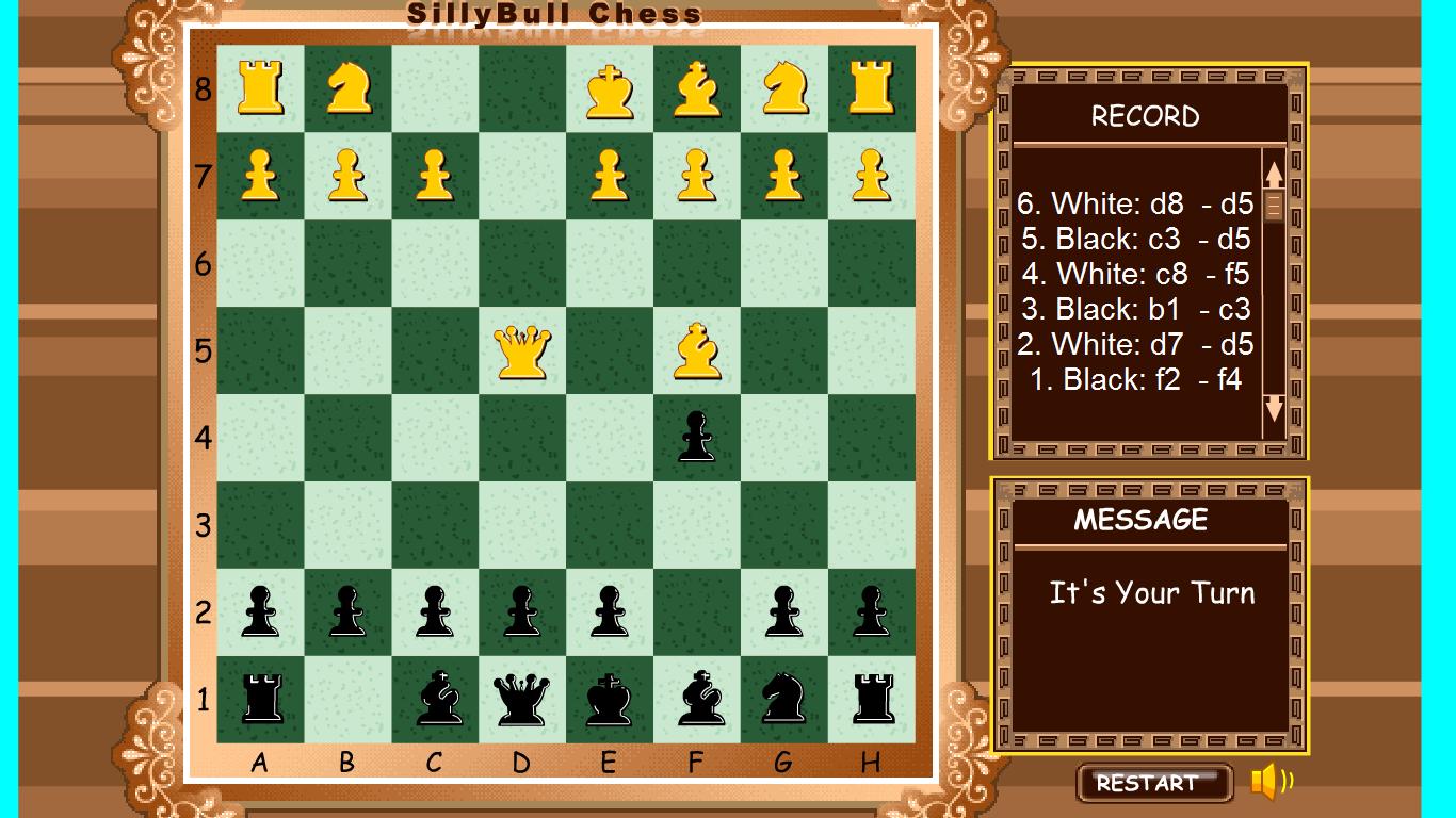 Скачать шахматы на компьютер без интернета