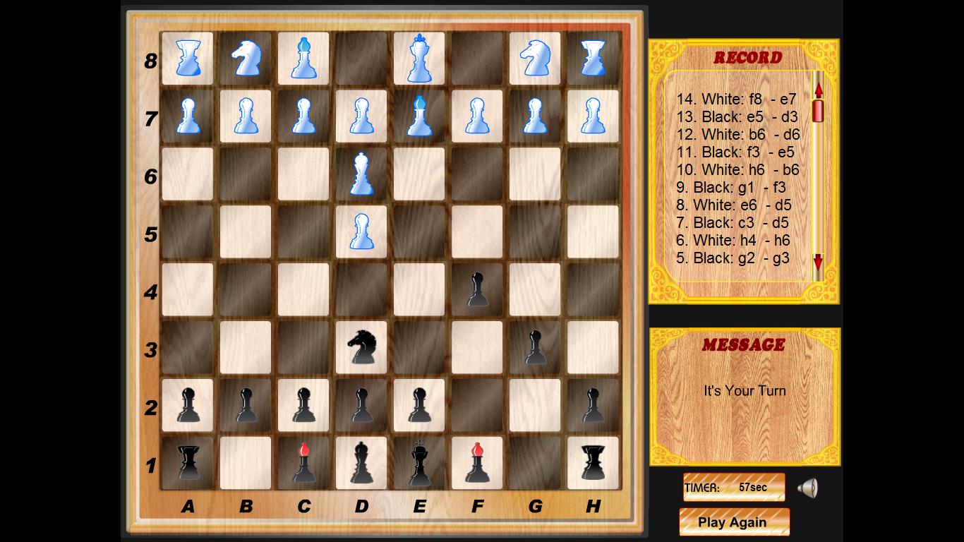 Шахматы онлайн Classic Chess