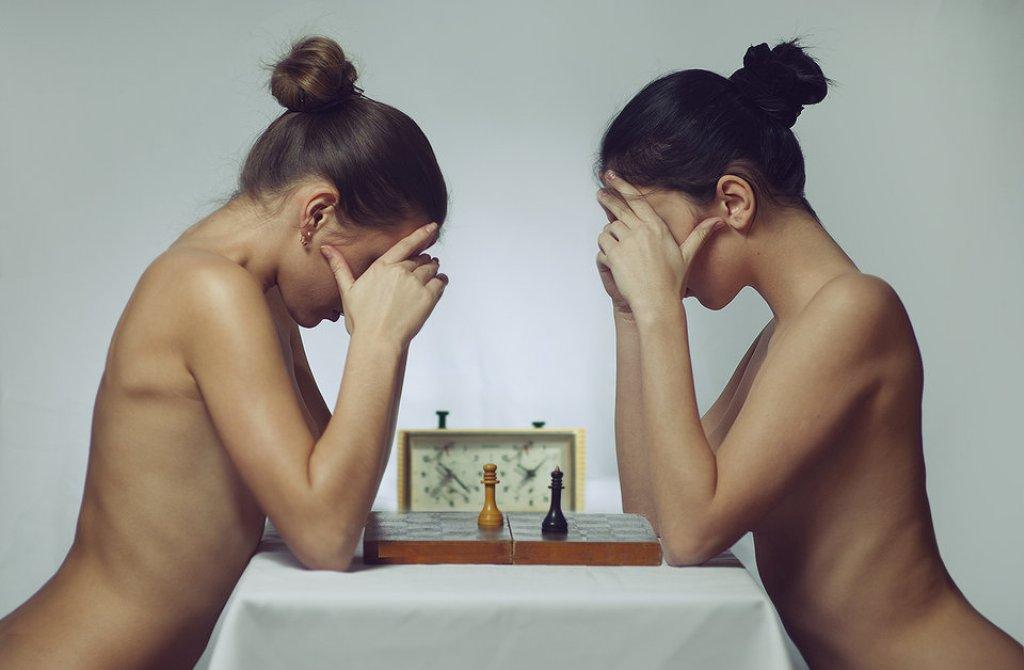 Эротические шахматы на раздевание