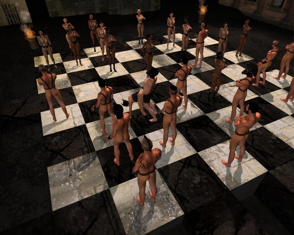 шахматы играть еротика
