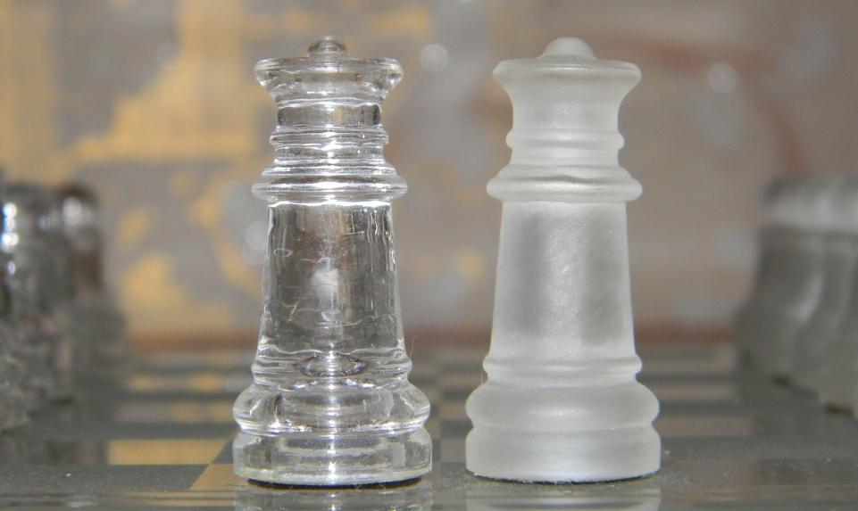 ферзь в шахматах