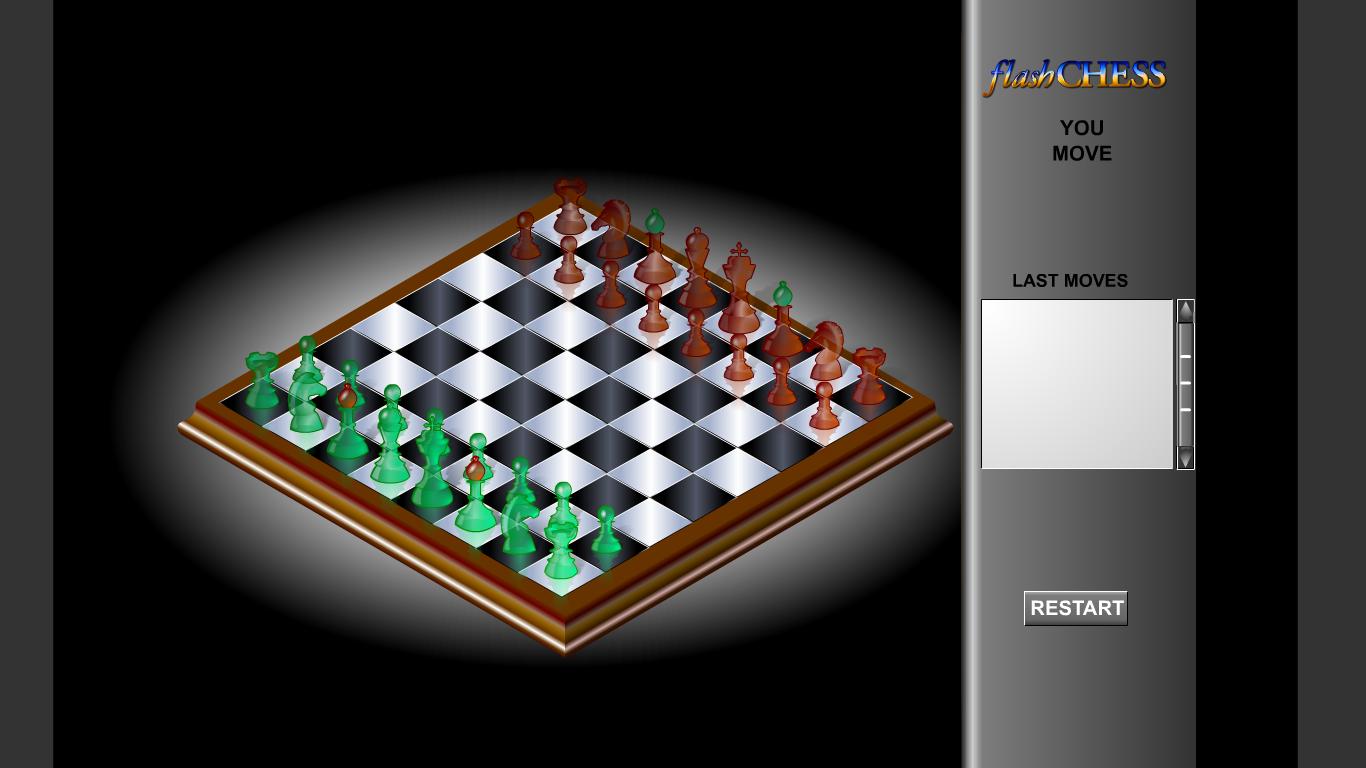 Бесплатные игры: шахматы играть онлайн