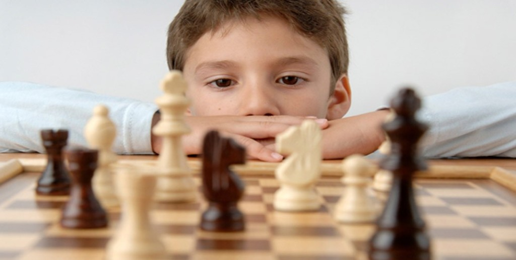обучение шахматам