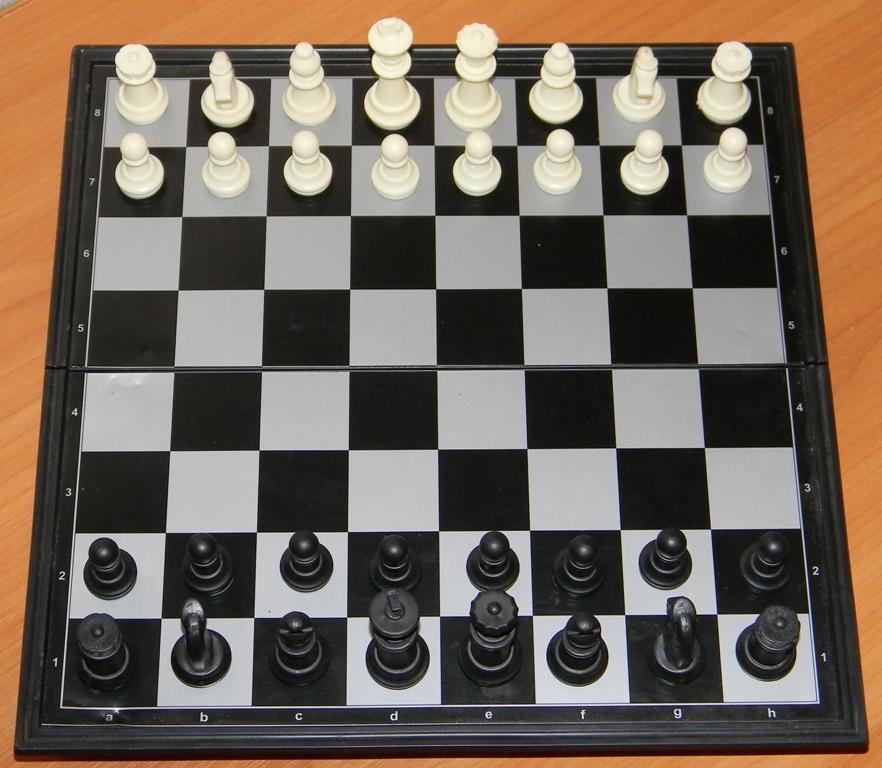 Как правильно расставить шахматы