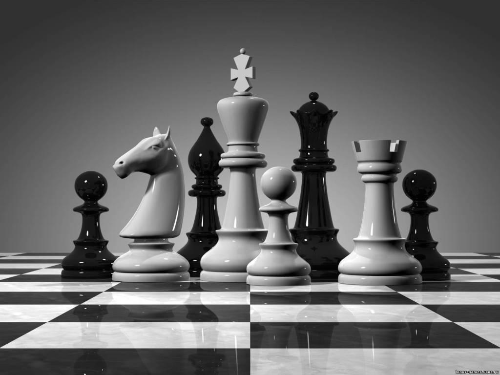 Шахматный бой
