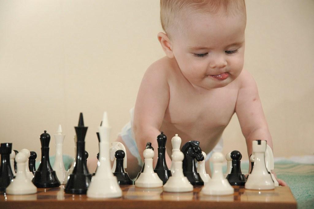 обучение шахматам детей