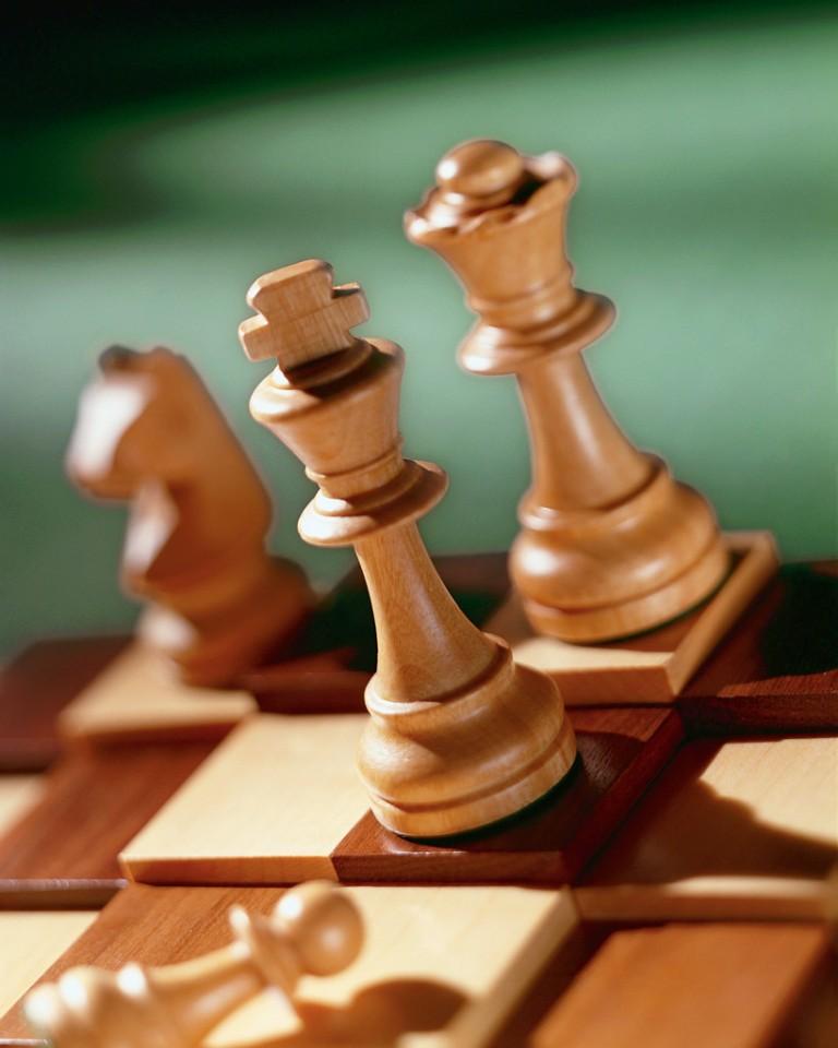 мат в шахматах