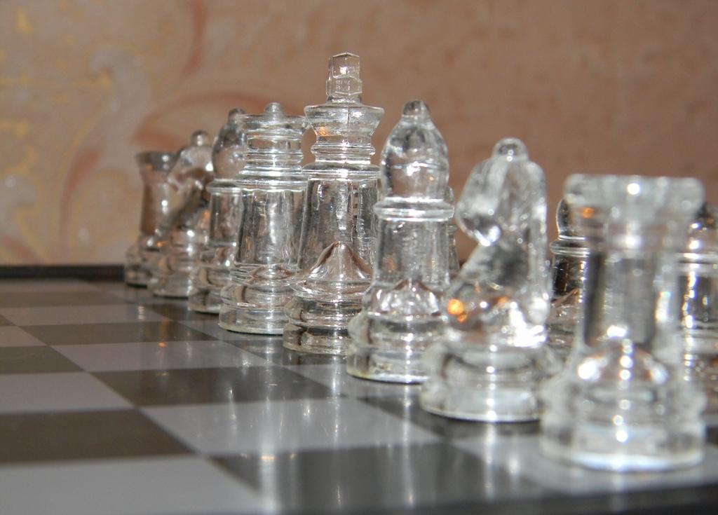 шахматы расстановка фигур