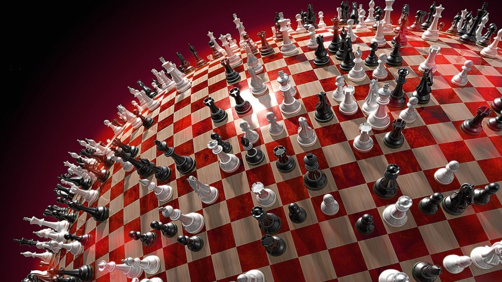 шахматы обучение видео