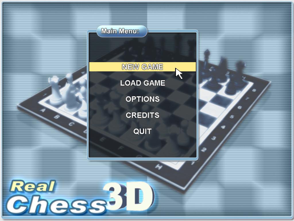 Шахматы онлайн: скачать бесплатно Real Chess 3D