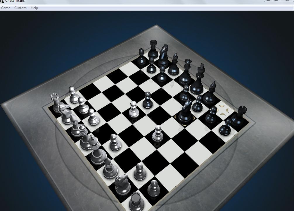 Скачиваем шахматы без регистрации и абсолютно бесплатно: игра Chess Titans