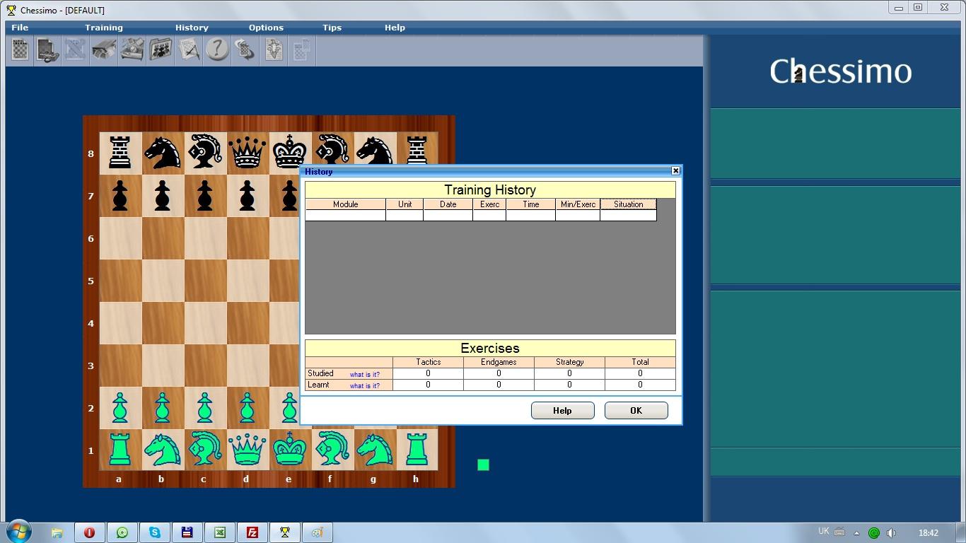 Скачать бесплатную игру шахматы Chessimo